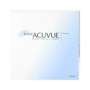 1-Day Acuvue 90/pkt Piilolinssit