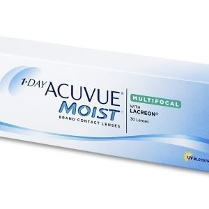 1 Day Acuvue Moist Multifocal 30 kpl Moniteholinssit