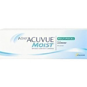 1-Day Acuvue Moist Multifocal 30/pkt Piilolinssit