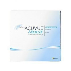 1-Day Acuvue Moist for Astigmatism 90/pkt Piilolinssit