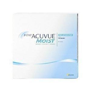 1-Day Acuvue Moist for Astigmatism 90/pkt Piilolinssit