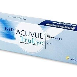 1 Day Acuvue TruEye 30kpl Kertakäyttölinssit