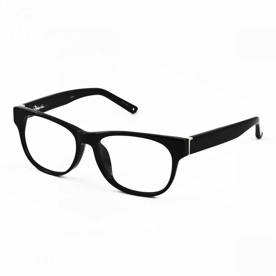 3.1 Phillip Lim PL 23 opt-1 black silmälasit