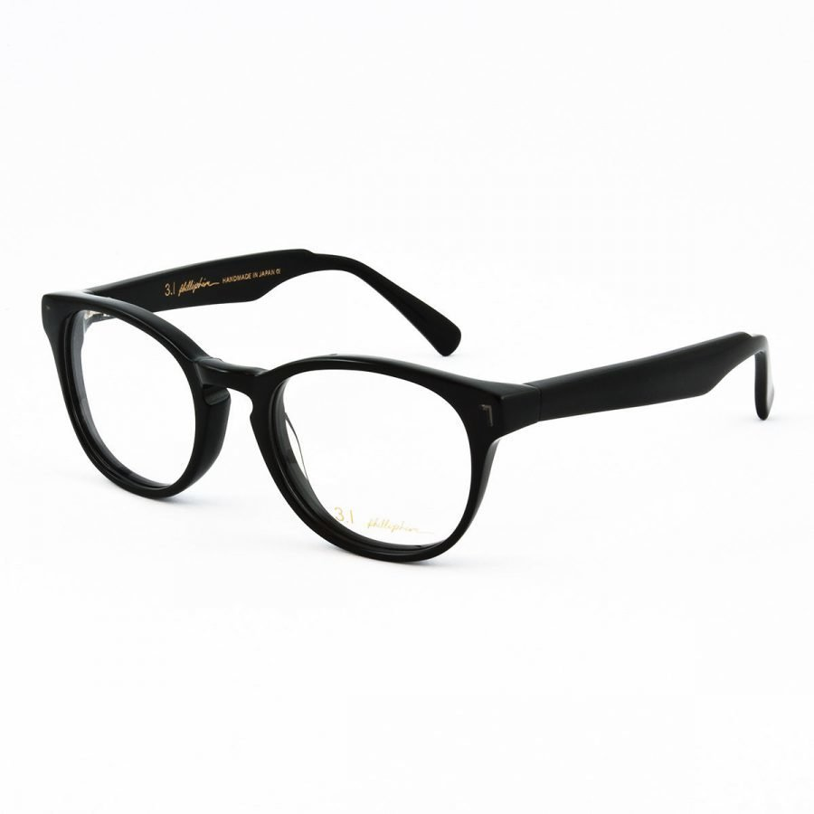 3.1 Phillip Lim PL Guy-blk silmälasit