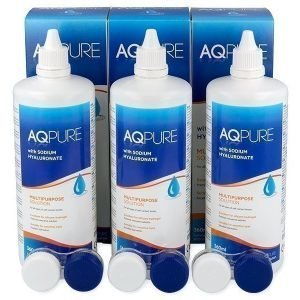 AQ Pure Piilolinssineste 3 x 360 ml