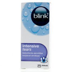 Abbott Blink intensive tears silmätipat