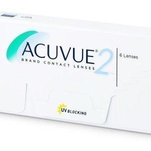Acuvue 2 6kpl Kahden viikon piilolinssit