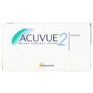 Acuvue 2 6/pkt Piilolinssit