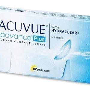 Acuvue Advance PLUS 6kpl Kahden viikon piilolinssit