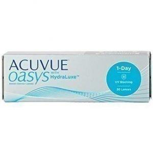 Acuvue Oasys 1-Day 30/pkt Piilolinssit