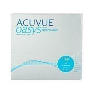 Acuvue Oasys 1-Day 90/pkt Piilolinssit