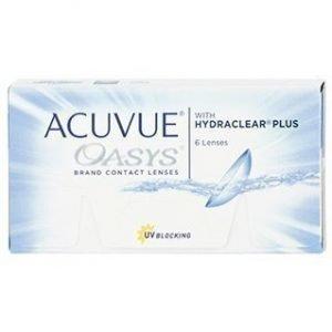 Acuvue Oasys 6/pkt Piilolinssit