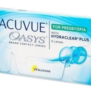 Acuvue Oasys for Presbyopia 6kpl Moniteholinssit
