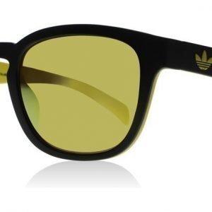Adidas Originals 1.009 AOR001 63 Musta-keltainen Aurinkolasit