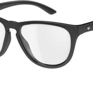 Adidas Originals San Diego 6056 Kiiltävä Musta Aurinkolasit