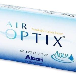 Air Optix Aqua 6kpl Yötäpäivää piilolinssit