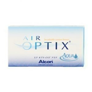 Air Optix Aqua 6/pkt Piilolinssit
