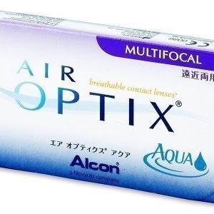 Air Optix Aqua Multifocal 3 kpl Moniteholinssit