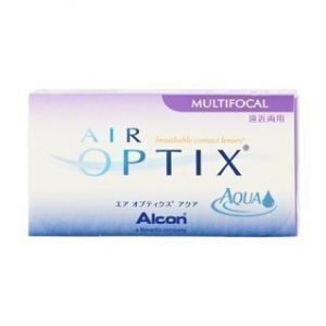 Air Optix Aqua Multifocal 6/pkt Piilolinssit