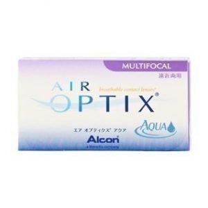 Air Optix Aqua Multifocal 6/pkt Piilolinssit