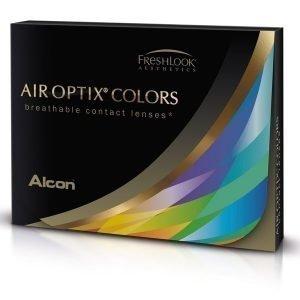 Air Optix Colors Power 2 kpl Värilliset piilolinssit