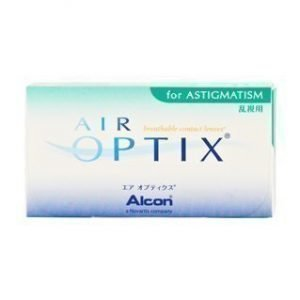Air Optix for Astigmatism 6/pkt Piilolinssit