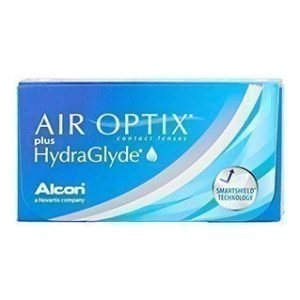 Air Optix plus HydraGlyde 6/pkt Piilolinssit