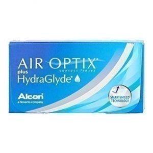 Air Optix plus HydraGlyde 6/pkt Piilolinssit