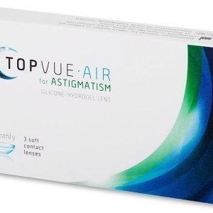 Air for Astigmatism 3 kpl Tooriset piilolinssit