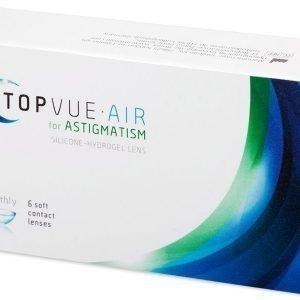 Air for Astigmatism 6kpl Tooriset piilolinssit