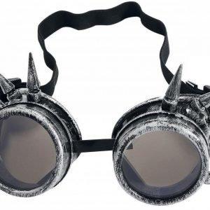 Alcatraz Spiked Cyber Goggle Aurinkolasit