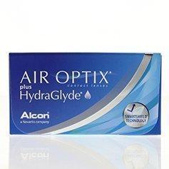 Alcon Air Optix Hydraglyde kuukausilinssit
