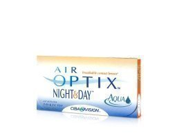 Alcon Air Optix Night & Day Aqua yötäpäivää-linssit 6 kpl