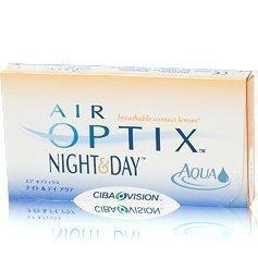 Alcon Air Optix Night&Day Aqua kuukausilinssit