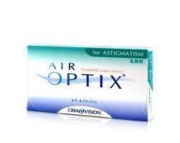 Alcon Air Optix for Astigmatism viikkolinssit 6 kpl