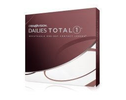 Alcon DAILIES TOTAL1 kertakäyttölinssit 90 kpl