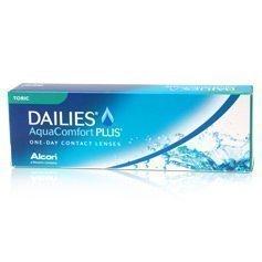 Alcon Dailies AquaComfort Plus Toric tooriset linssit
