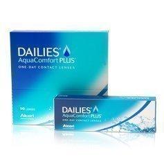 Alcon Dailies AquaComfort Plus kertakäyttölinssit