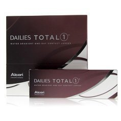 Alcon Dailies Total 1 kertakäyttölinssit