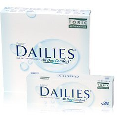 Alcon Focus Dailies Toric tooriset linssit