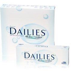 Alcon Focus Dailies kertakäyttölinssit