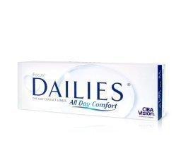 Alcon Focus Dailies kertakäyttölinssit 30 kpl