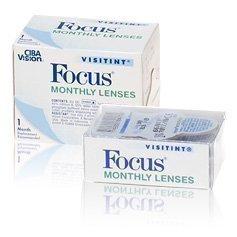Alcon Focus Monthly kuukausilinssit