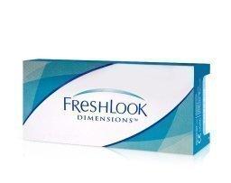 Alcon FreshLook Dimensions kuukausilinssit 2 kpl