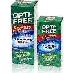 Alcon Opti-Free Express