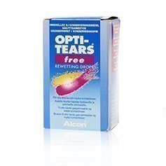 Alcon Opti-Tears Free RewettingDrops