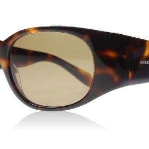 Alexander McQueen 0016S 002 Kilpikonna Aurinkolasit