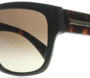 Alexander McQueen 4189 4189S 08X Tummanruskea Nahka Aurinkolasit