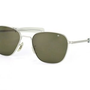 American Optical AO 5257 OP Matte Chrome Aurinkolasit