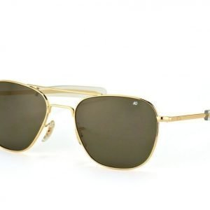 American Optical AO 5257 Original Pilot Polarized Gold aurinkolasit